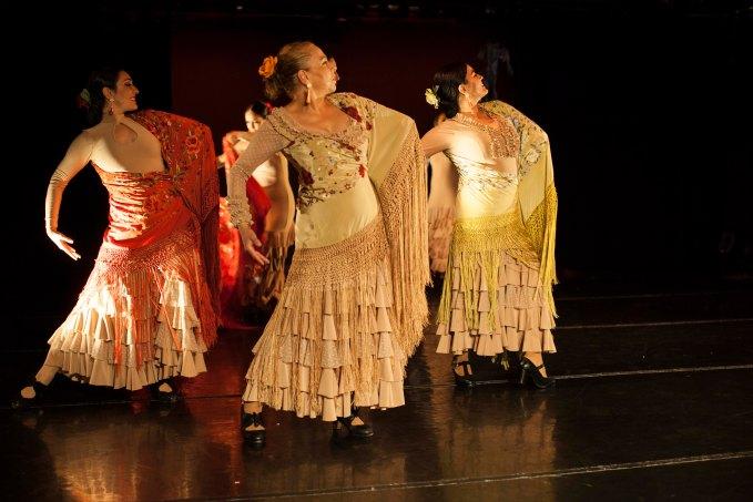Xianix Barrerra Flamenco at Small Plates Brooklyn